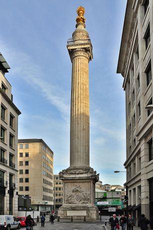 the monument londra