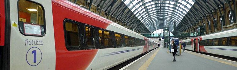 treno londra edimburgo