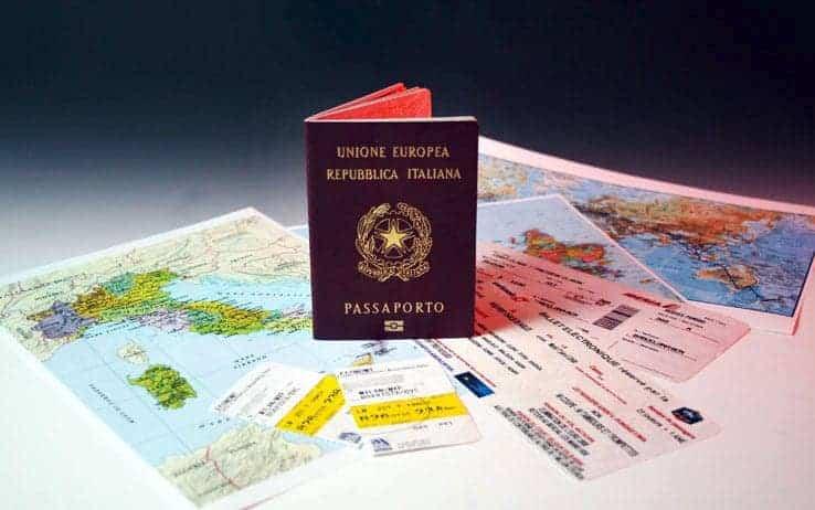 per andare a londra serve il passaporto?