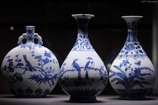 british museum david vases
