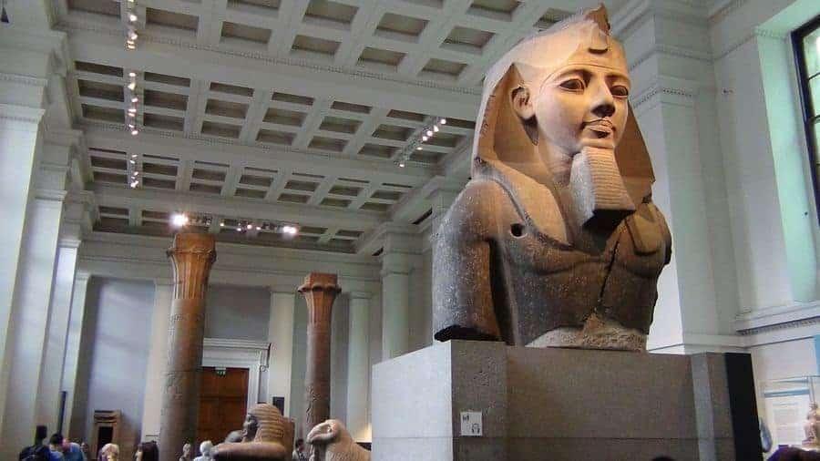 british museum egitto