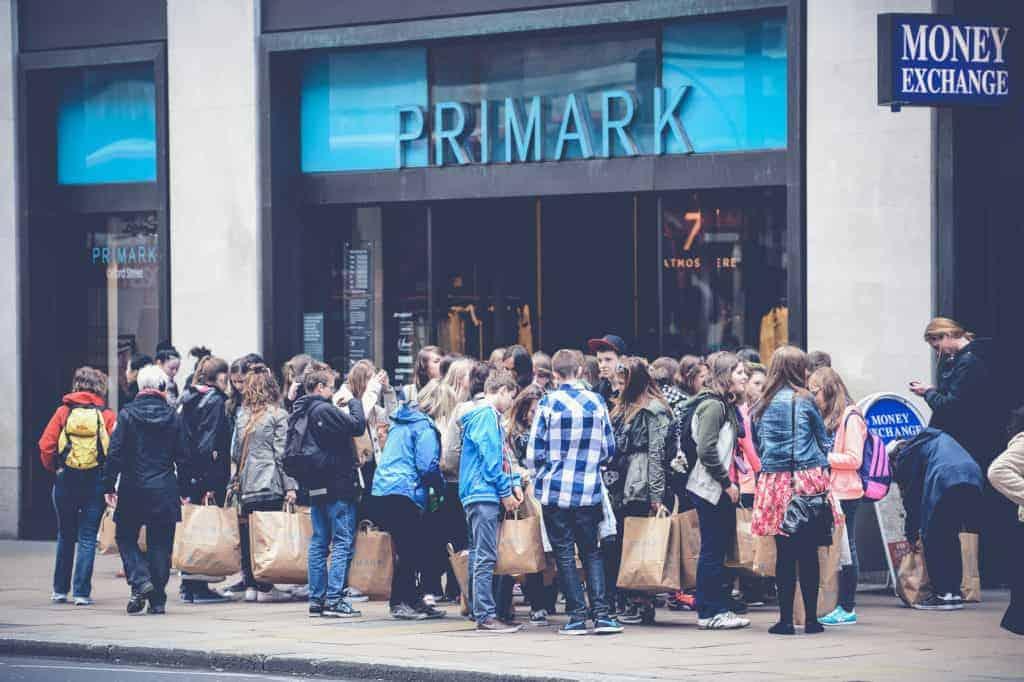 Primark Londra: il tempio dello shopping low cost 1