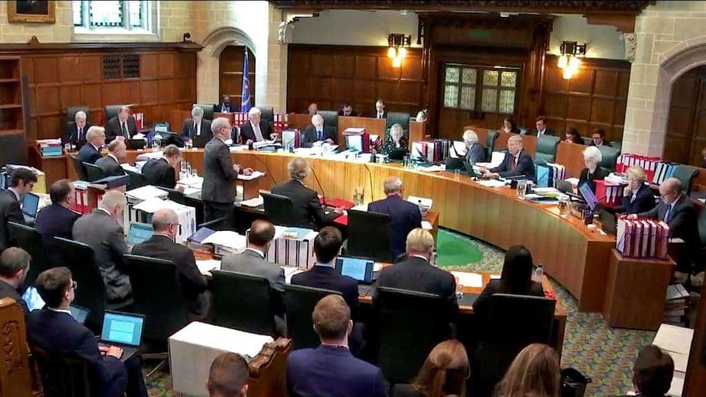BREAKING:  La sospensione del Parlamento è illegale, la Corte Suprema ha deciso! 2