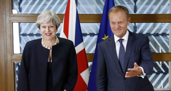 donald tusk brexit