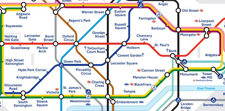 Cartina Londra Con Monumenti.Mappa Di Londra Gratuita Mappa Della Metropolitana E Altre