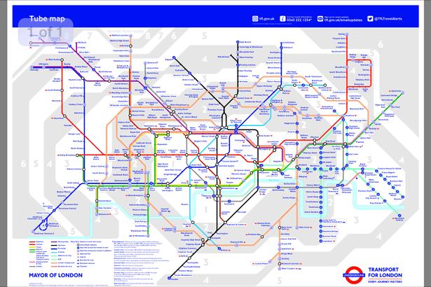 mappa metro 2019