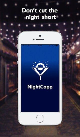 app londra nightcapp