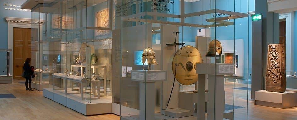 british museum sutton hoo